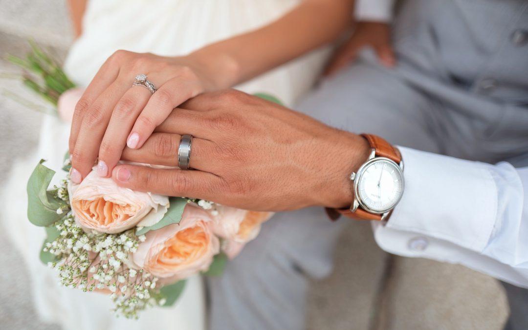 4 tips om rekening mee te houden voor je bruiloft